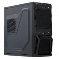 Sistem PC, Intel Core i5-3470 3.20GHz, 8GB DDR3, 120GB SSD + 500GB HDD, RADEON RX 550 4GB, DVD-RW