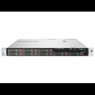Server HP ProLiant DL360e G8, 1U, 2x Intel Hexa Core Xeon E5-2430L V2 2.4 GHz-2.8GHz, 24GB DDR3 ECC Reg, 2x 146GB SAS/10k, Raid Controller HP SmartArray P420/1GB, iLO 4 Advanced, 2x Surse HOT SWAP