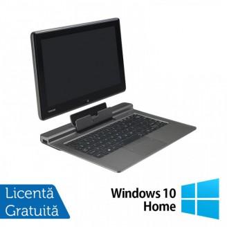 Laptop Toshiba Portege Z10T-A-13K, Intel Core i5-4220Y 1.60GHz, 4GB DDR3, 128GB SSD, 11.6 inch, Touchscreen + Windows 10 Home