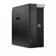 Workstation DELL Precision T3610 Intel Xeon Quad Core E5-1620 V2 3.70-3.90GHz, 128GB DDR3 ECC, 480GB SSD + 2TB HDD SATA, DVD-ROM + NVIDIA QUADRO K5000/4GB