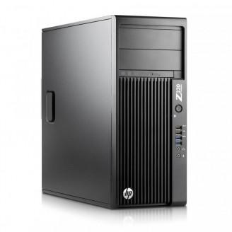 Workstation HP Z230 Tower, Intel Xeon Quad Core E3-1231 V3 3.40 - 3.80GHz, 8GB DDR3, 1TB SATA, DVD-RW, nVidia Quadro 2000/1GB/128 bit